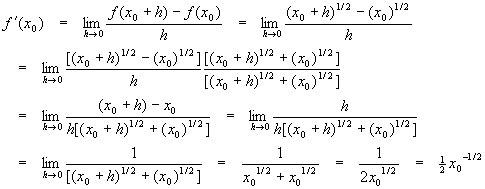 Matematica: cosa sono i derivati? Spiegazioni semplici