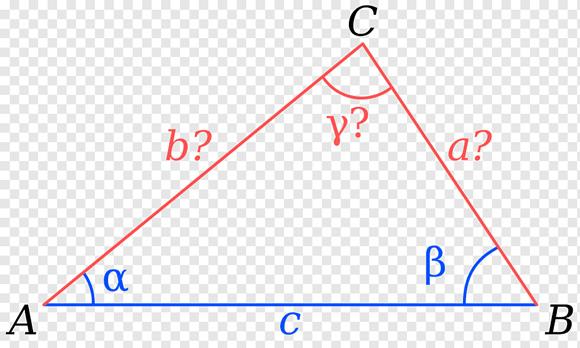 Semplice spiegazione del teorema del triangolo